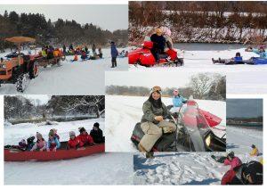 雪遊び体験
